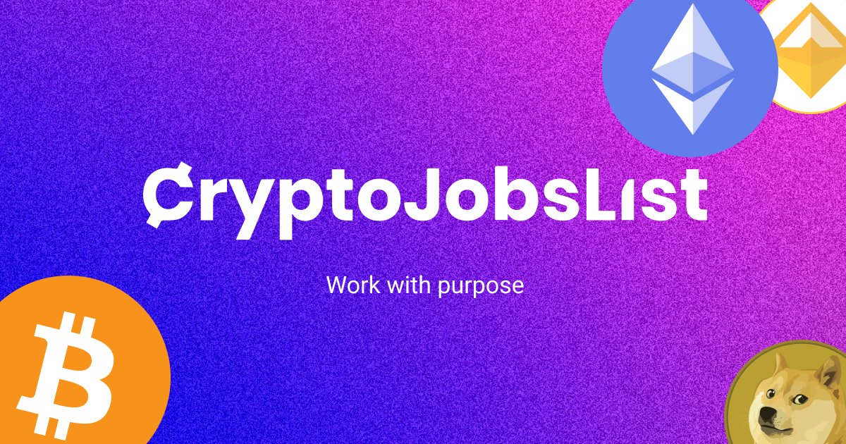 cryptocurrency analyst job description